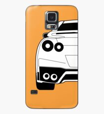 Nissan R35 GTR '17 Inspired Clothing & Apparel - Rear Light Angle Case/Skin for Samsung Galaxy
