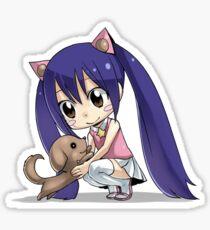 Wendy chibi Fairy Tail Sticker