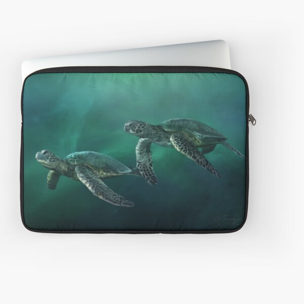 Ocean Flight Laptop Sleeve