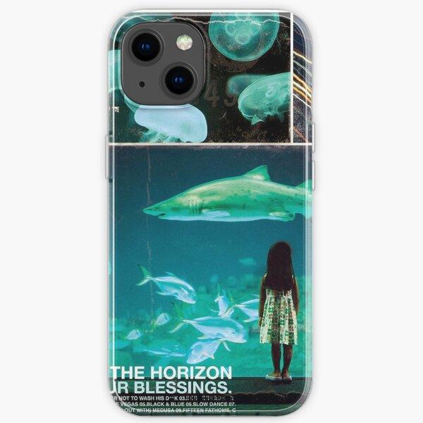 Unter dem Meer iPhone Flexible Hülle