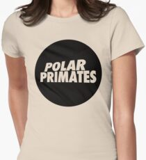 Polar Primates - III Women's Fitted T-Shirt