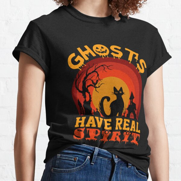 Ghosts Have Real Spirit Classic T-Shirt