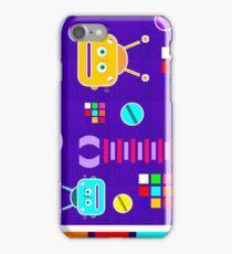 Ro-Ro-Robot iPhone Case/Skin