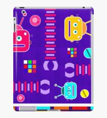 Ro-Ro-Robot iPad Case/Skin