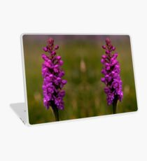 Fragrant Orchid, Dun Eochla, Inishmore Laptop Skin