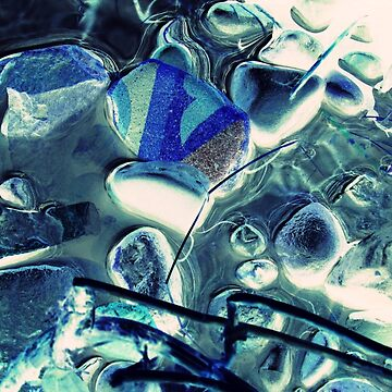 Steine wie Eis - Stones like ice von mwart