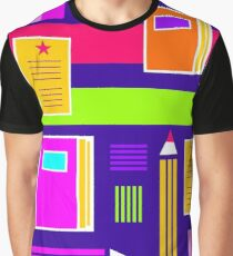 School's in Session Graphic T-Shirt