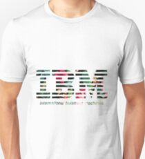 IBM - leaf Unisex T-Shirt