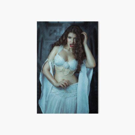 Vampire Bride I Galeriedruck