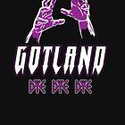 Heavy Metal Knitting - Gotland - DYE DYE DYE by SevenHundred