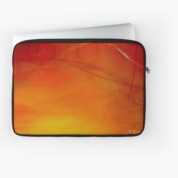 A Red Dawn Laptop Sleeve