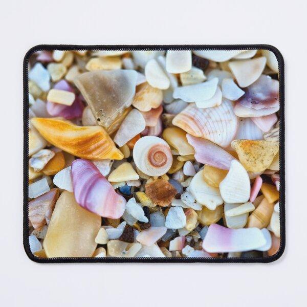 Shell Mosaic Mouse Pad