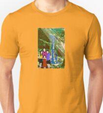 landscape made better by humans Unisex T-Shirt
