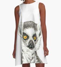 Lemur A-Line Dress