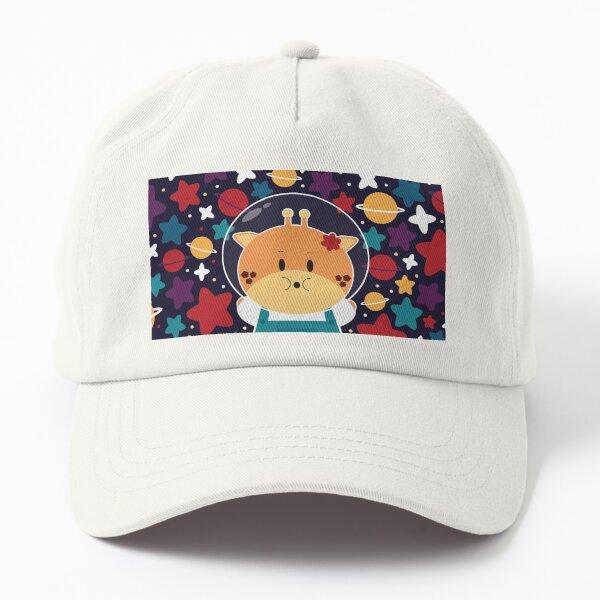 Colourful Galaxy - Ginni Dad Hat