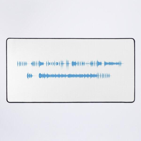 Mii Channel Music Desk Mat