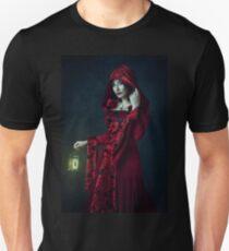 Red Woman II Unisex T-Shirt