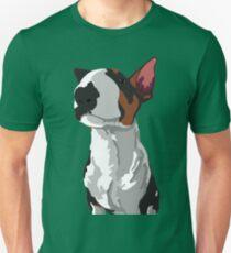 Elijah Bull Terrier Unisex T-Shirt