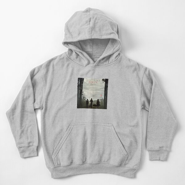 A Quiet Place Part II Kids Pullover Hoodie