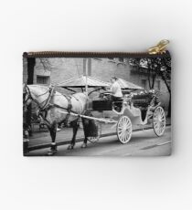 Horse and buggy Studio Pouch
