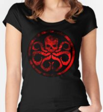 Hydra Women's Fitted Scoop T-Shirt