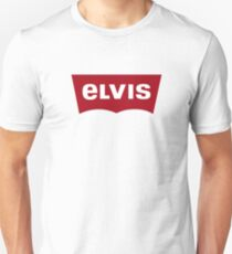 Elvis/Levis Unisex T-Shirt