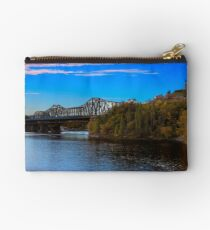 Alexandria Bridge - Reworked Studio Pouch