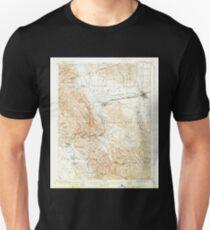 USGS TOPO Map California CA Pleasanton 298580 1906 62500 geo Unisex T-Shirt