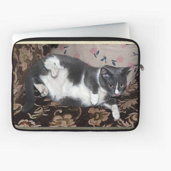 Cat calendar image #3 Tinkerbelle  Laptop Sleeve