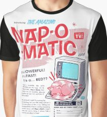 Nap-O-Matic Graphic T-Shirt