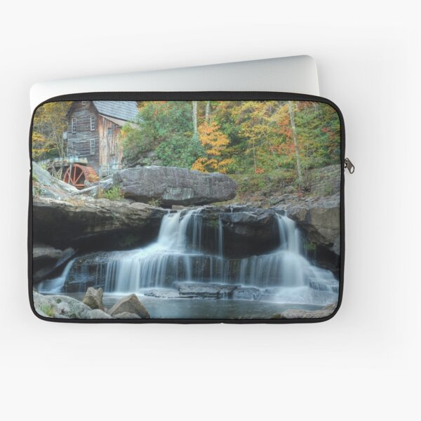 Glade Creek Gristmill Laptop Sleeve