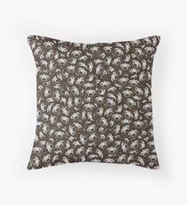 Mini Sloth Throw Pillow