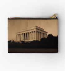 Lincoln Memorial Studio Pouch
