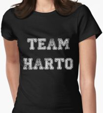 Hannah Hart - 'Team Harto' Women's Fitted T-Shirt