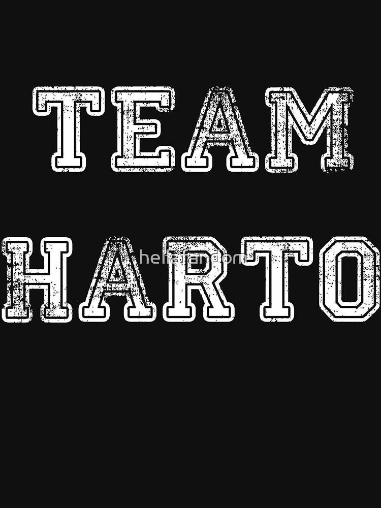 Hannah Hart - 'Team Harto' | Unisex T-Shirt