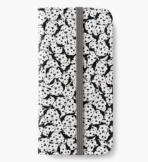 Mini dalmatian pattern iPhone Wallet/Case/Skin
