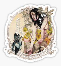 Music: Kvelertak #3 Sticker