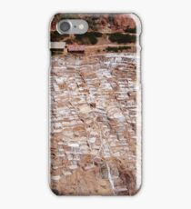 Salineras - Maras - Peru iPhone Case/Skin