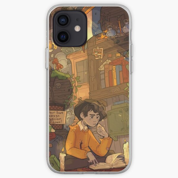 Ghostbur Library  iPhone Soft Case