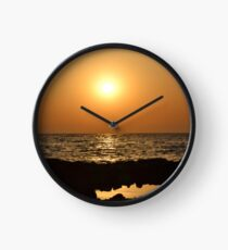 Sunrise in Marsa Alam Clock