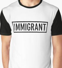 Immigrant Graphic T-Shirt