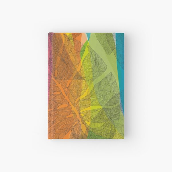 Philodendron Hardcover Journal