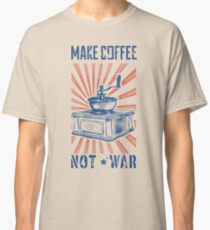 COFFEE GRINGER Classic T-Shirt