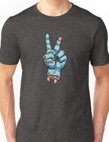 Peace Sign - Zombie L T-Shirt