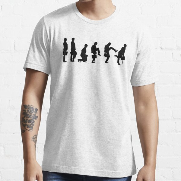 Ministry of Silly Walks T Shirt Essential T-Shirt