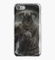 Skyrim Art iPhone Case/Skin