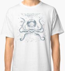 Octopus Diver Classic T-Shirt