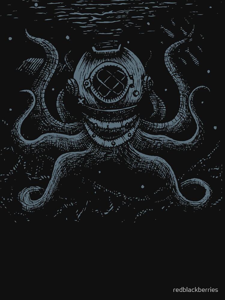 Octopus Diver | Unisex T-Shirt