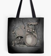 My Creepy Neighbor Tote Bag