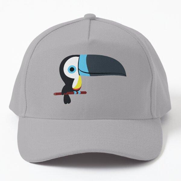 Cute channel billed toucan Baseball Cap